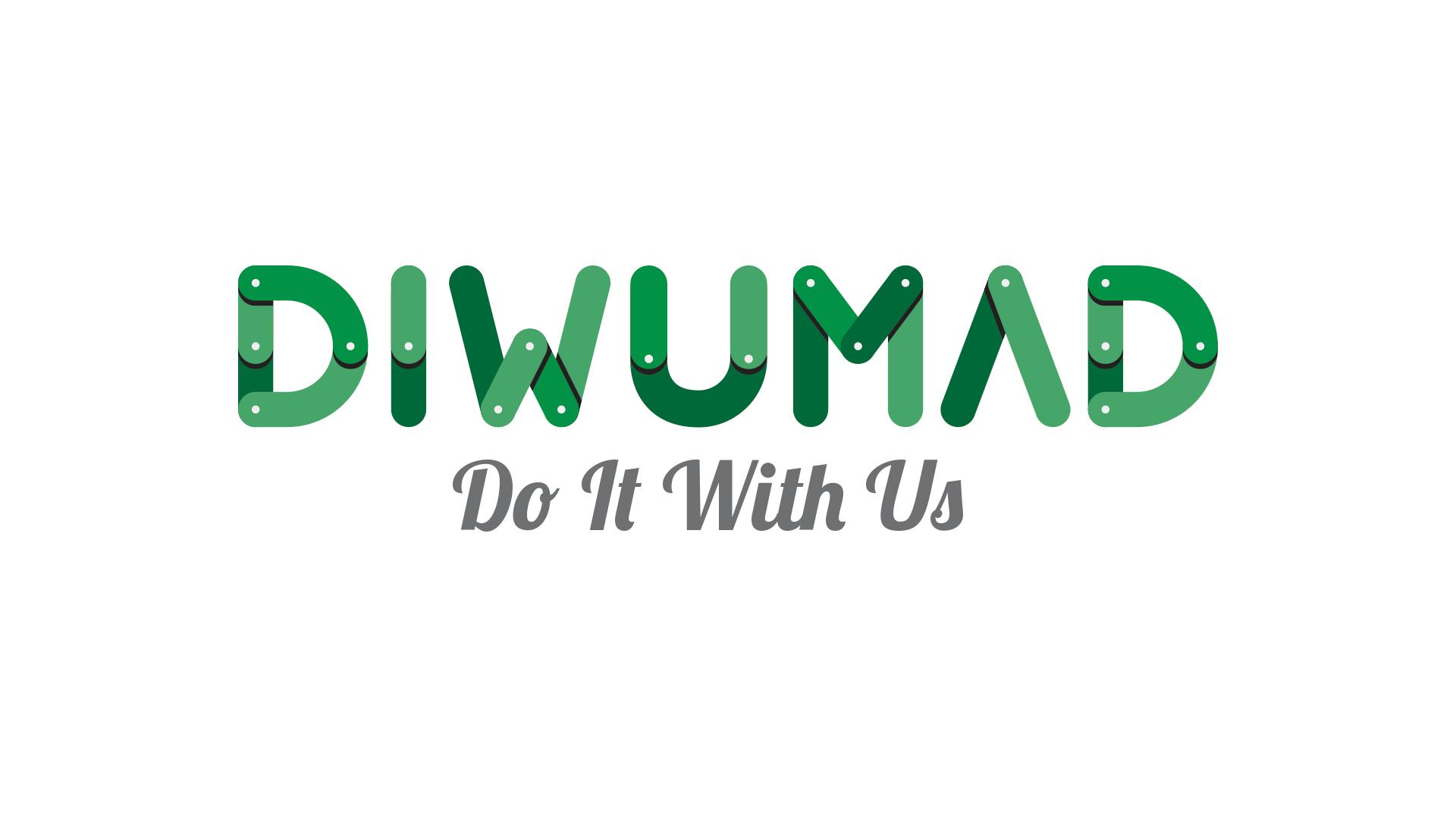 Diseño de logotipo para DIWUMad